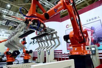 Chinas industrial output up 5.7 pct in September