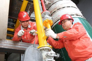 China to take more active role in global energy governance, report