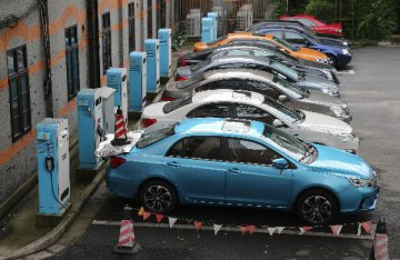 Jiangxi invests 43 mln yuan to boost NEV popularization