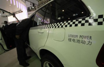 Giants increase investments in lithium battery projects