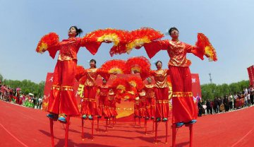 China releases guidelines to boost cultural services in rural areas