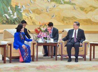 Chinas top political advisor vows closer ties with Vietnam