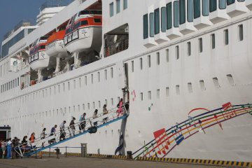 China to become worlds second largest cruise market