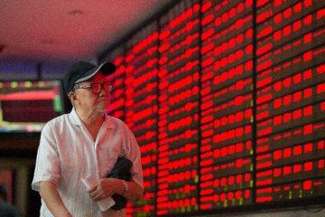 China stocks reverse fall Thursday