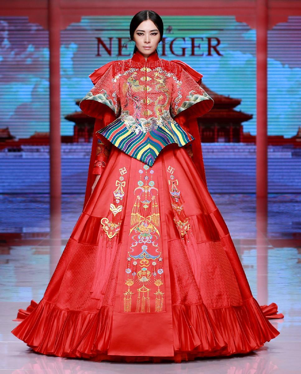 China fashion week in beijing 23