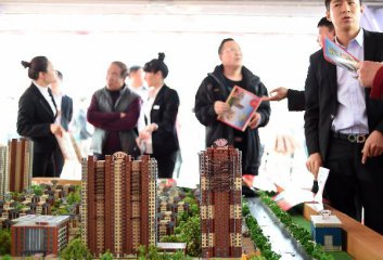 Chinas home prices continue to rise in October