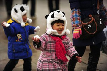 China stresses two-child policy not yet valid