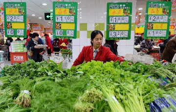 China Focus: Cooling inflation prompts calls for easing policies