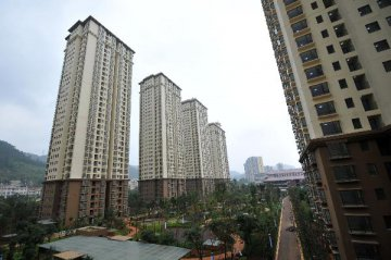 China surpasses annual affordable housing target