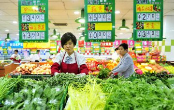 Chinas consumer inflation growth slows further in Oct.