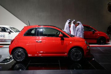 Chinese vehicle makers shine at Dubais 13th intl motor show