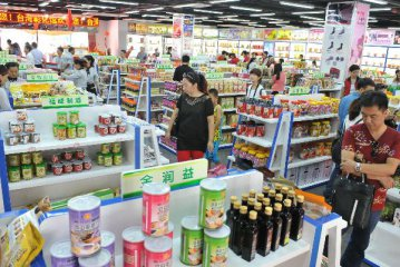 China retail sales pick up in October