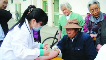 China to promote integrating healthcare and eldercare services