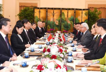 Economic, trade achievements made during Xis visit to Vietnam, Singapore