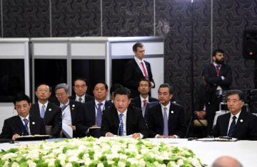 Xi urges BRICS countries to cement confidence in growth