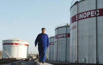 Sinopec shale gas output may fall short of target in 2015
