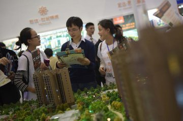 Beijing new-home sales volume at 1,592 units last week, up 60.2 pct on w