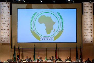 AU, China vow to take relations to new height