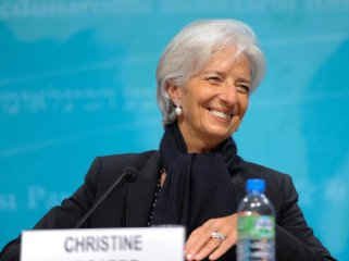 IMF chief reiterates supports for Chinese Yuans inclusion into SDR basket