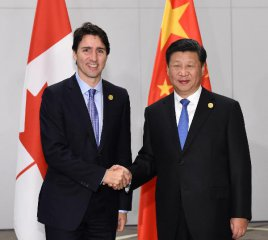 Chinese president suggests long-term, stable partnership with Canada