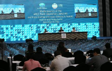 APEC business officials optimistic about Chinas economy