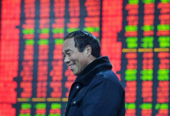 Chinese shares open higher on Tue.