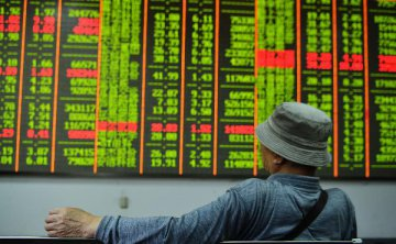 Chinese shares retreated from higher opening on Tue. on profit taking