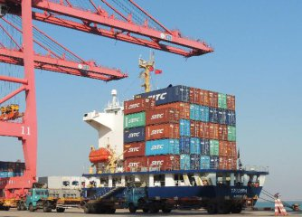 Japan posts first trade surplus in 7 months in October