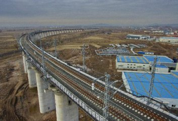 Chinas rail equipment sector likely to see sales top RMB600 bln by 2020