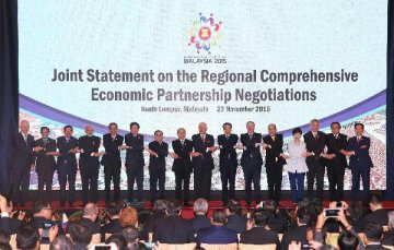 China, ASEAN ink upgraded trade cooperation protocol