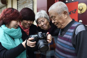 Aging China gives rise to new business opportunities
