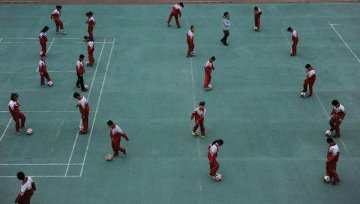 China completes draft plan to boost soccer development