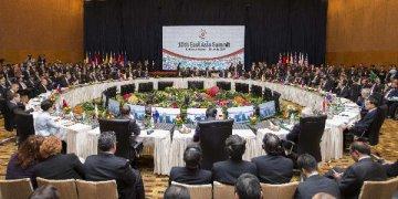 Spotlight: China launches FTA push at ASEAN summits