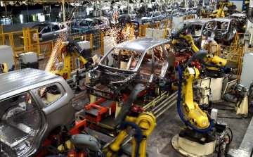 China to own 800,000 industrial robots by 2020