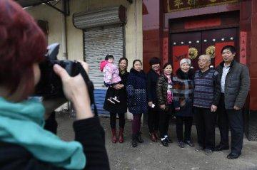 Beijing reports increasing elderly population