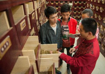 China to boost nonprofit TCM services