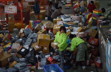 Chinas non-manufacturing activity picks up in November