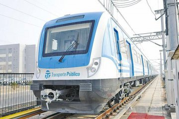 China-made trains cover all Argentinas long-distance lines