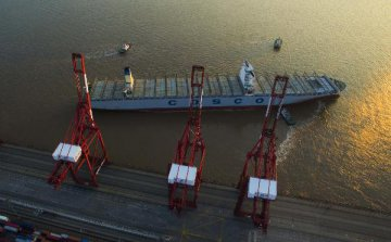 Shanghai to launch counterparty clearing business for freight derivatives