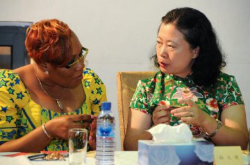 Chinese firms seek markets in Ghana