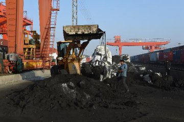 Chinas top coal miner keeps coal prices unchanged in Dec.