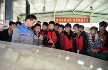 China takes firm steps in developing vocational education