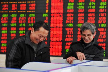 Chinese shares open mixed on Thu.