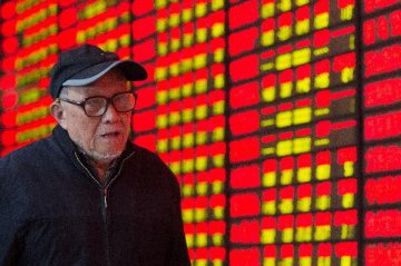 Chinese sharespost strong gains on Thu.capital frozen for IPOs flows back