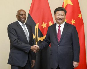 Xi urges more momentum for China-Angola common development