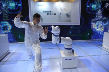 China to focus on service robot and intelligent robot in 2016-2020