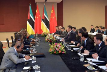 China, Mozambique vow to boost cooperation