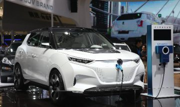 China to become worlds No.1 electric car market