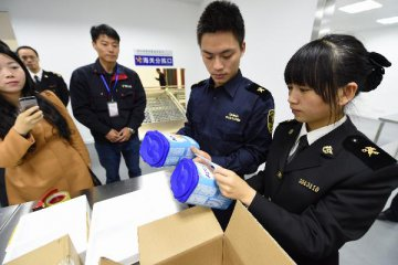 China expected to strengthen supervision on baby milk powder soon