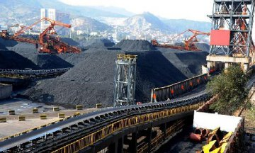China Jan-Nov net imports of coal down 29.82 pct on yr to 181.54 mln t